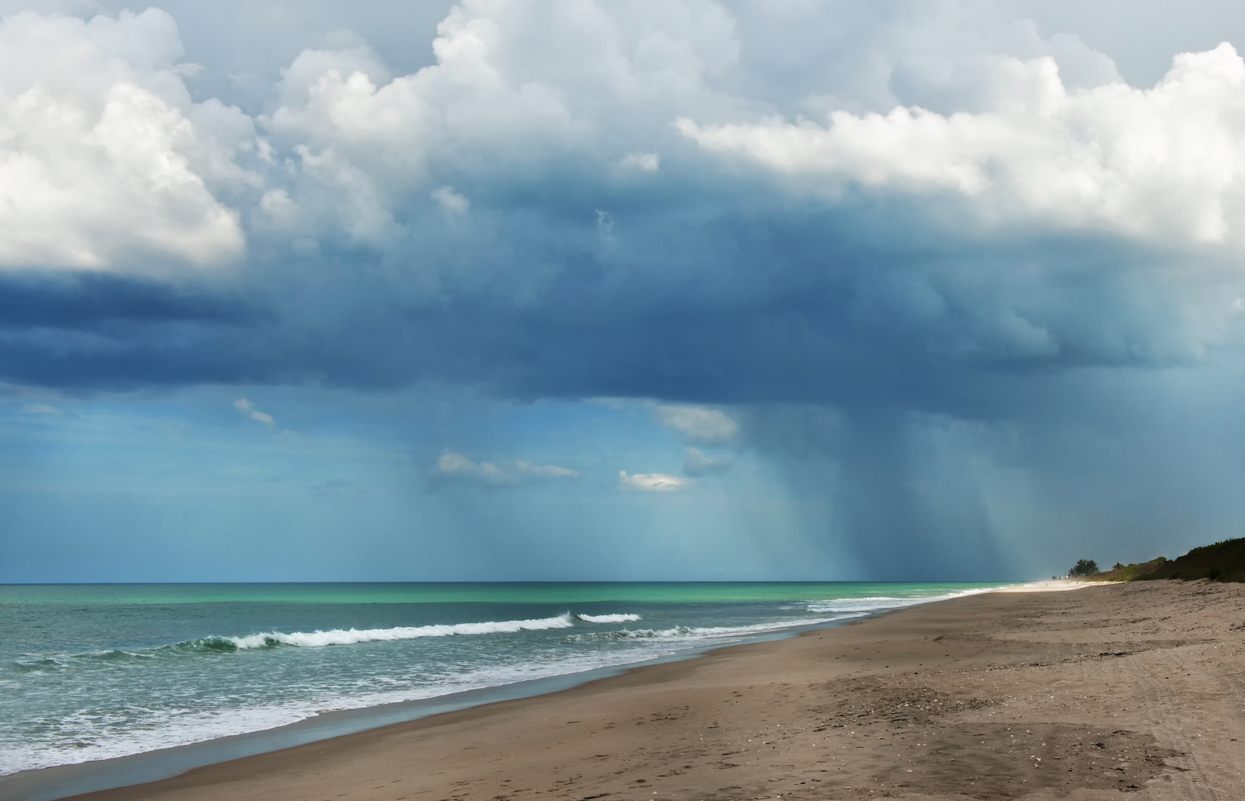 Changes in the circulation of the Atlantic Ocean have influenced rainfall in the Western Hemisphere for thousands of years.