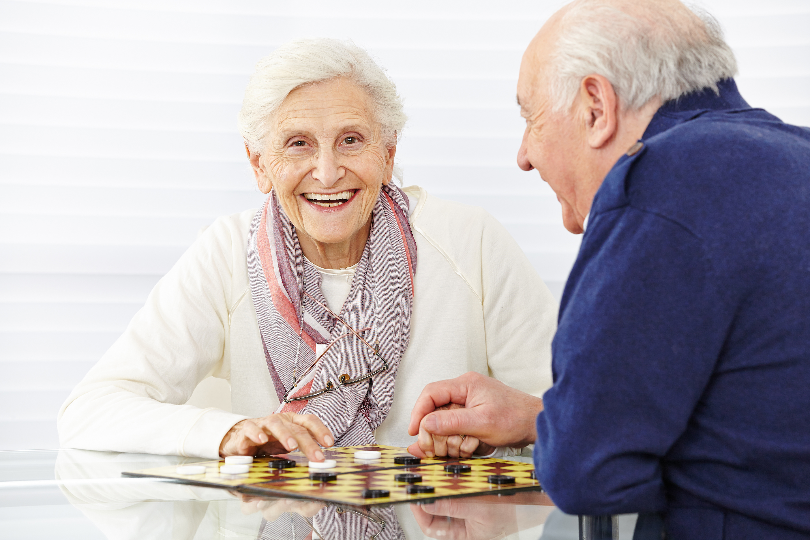 Having a positive attitude about old age could significantly reduce a person's risk of getting dementia, according to new research.