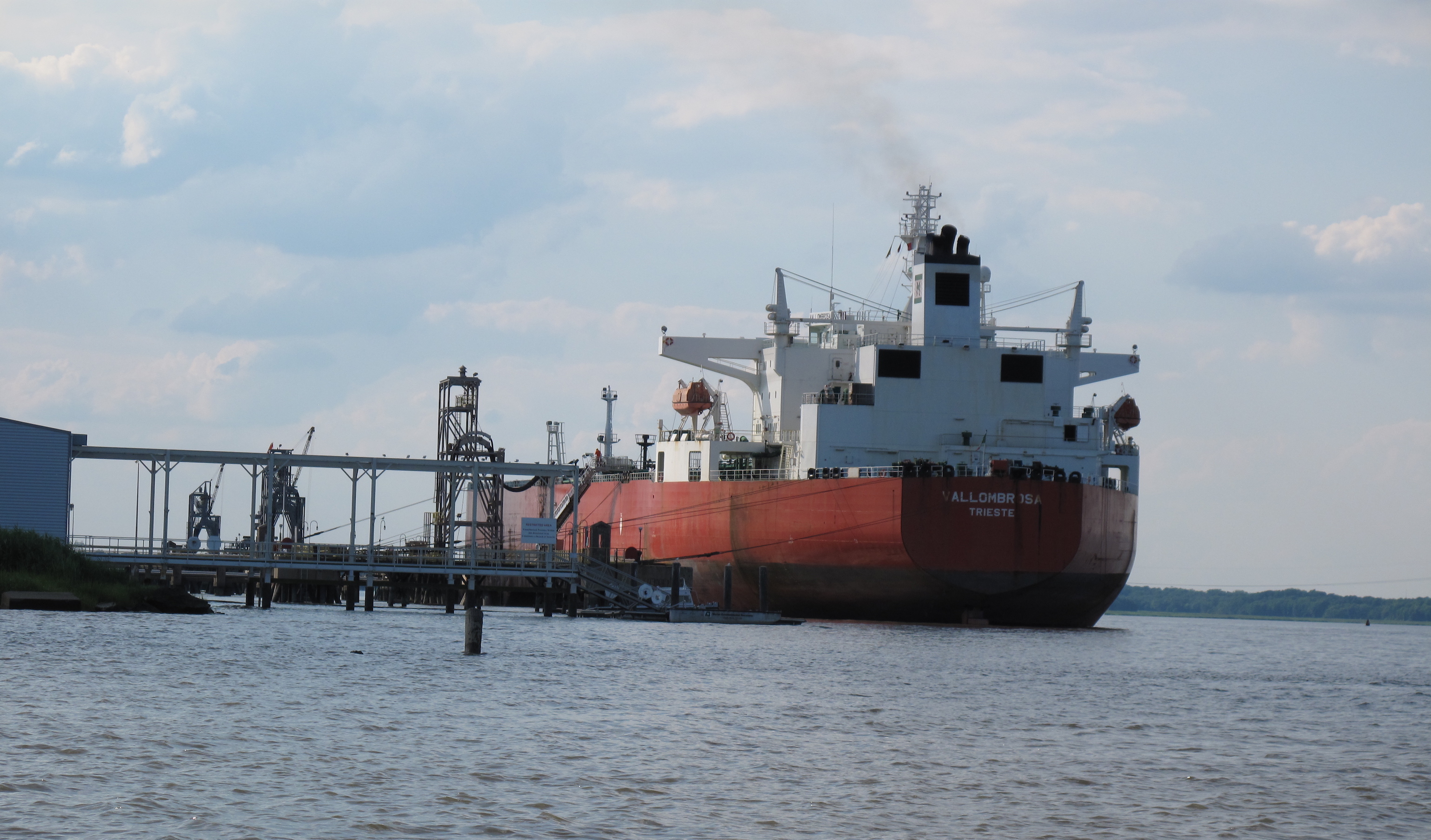 A new regulation on shipping fuel now requires that all marine fuels contain 80 to 86 percent less sulfur by 2020.