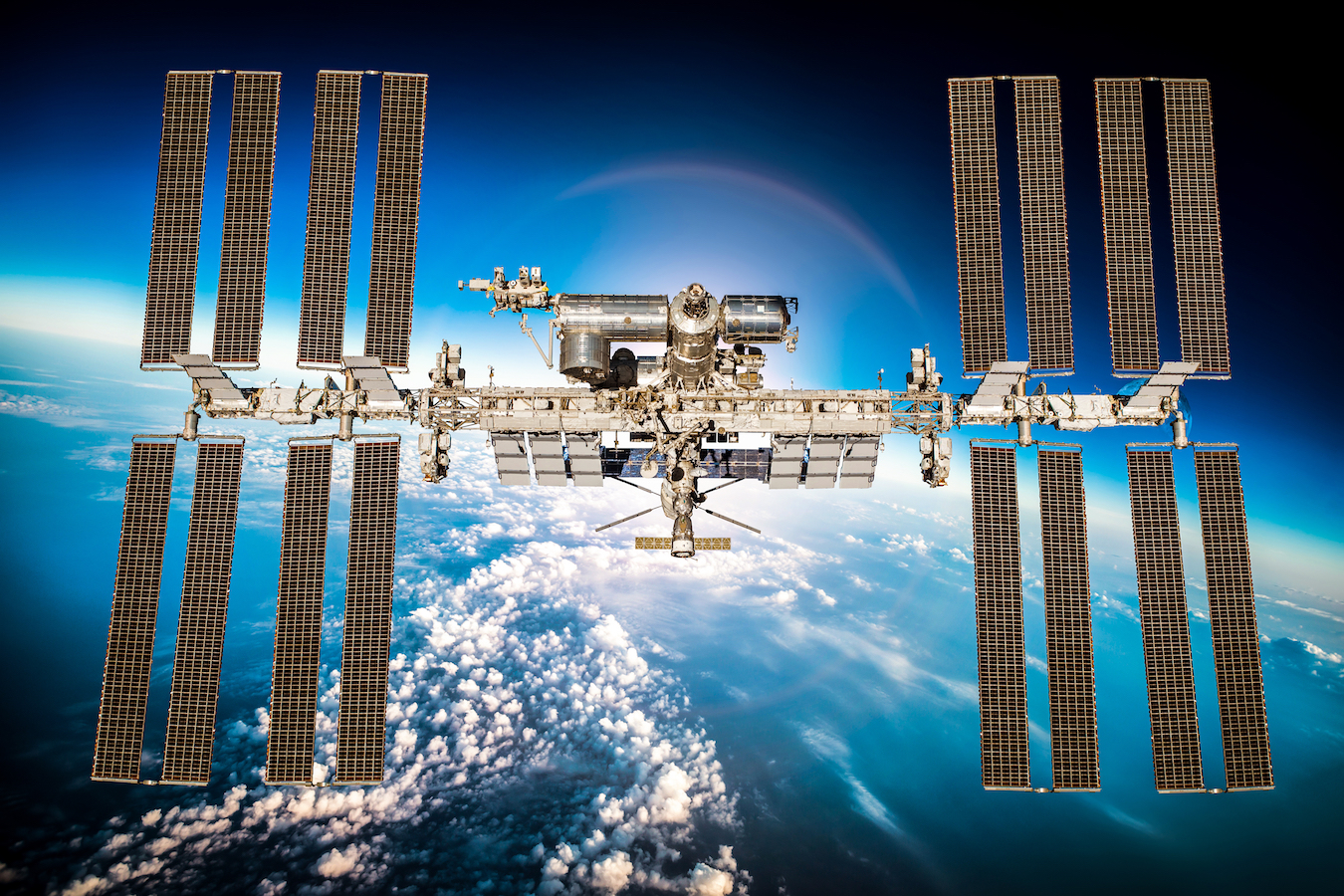 The Washington Post reports that the Trump admin aims to cut funding for the International Space Station and privatize the laboratory.