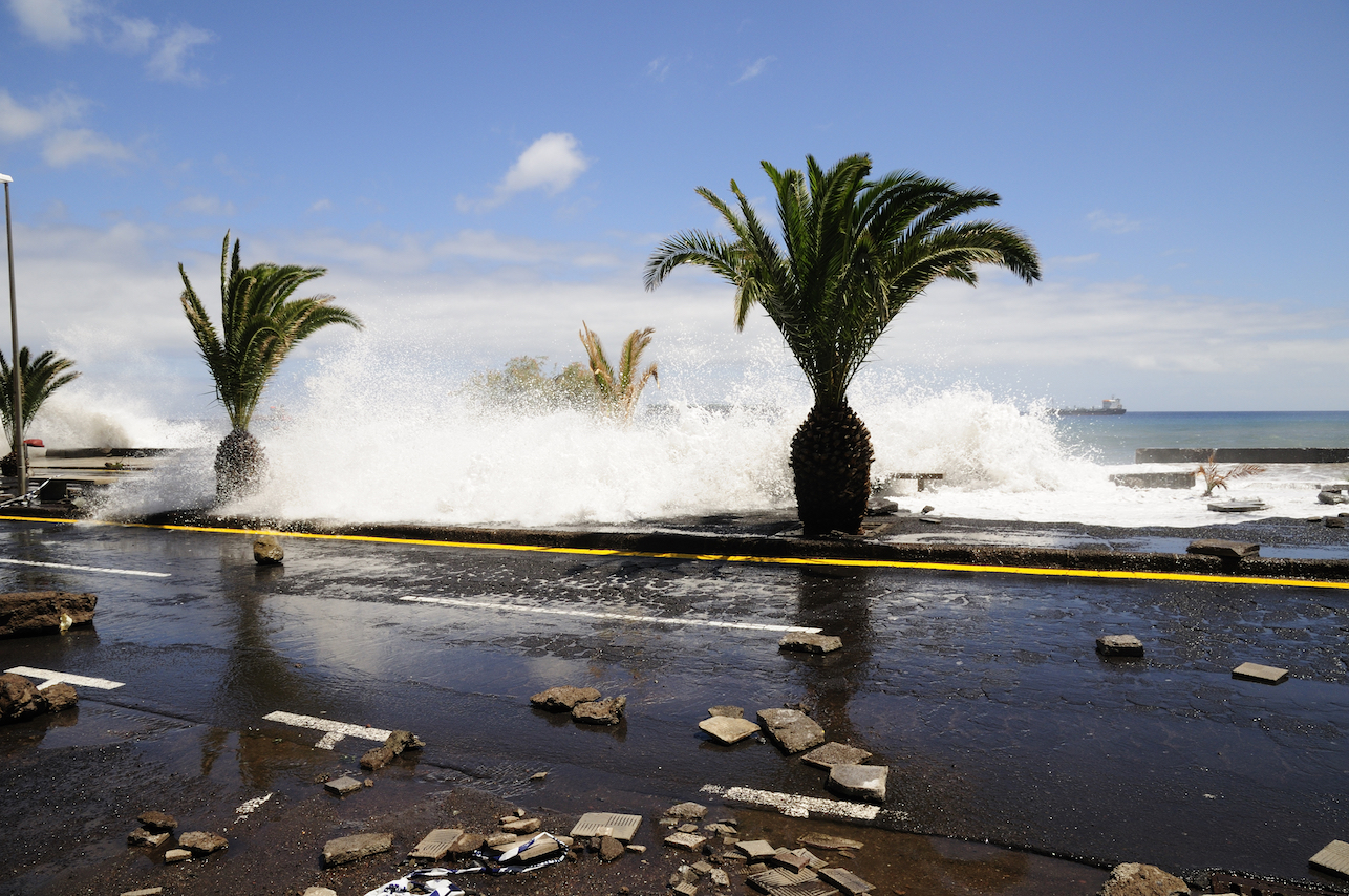 Experts at the University of Colorado at Boulder are reporting that sea level rise is steadily accelerating every year.