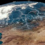 Today's Image of the Day comes from the NASA Earth Observatory and features a look at smoky canyons in the eastern portion of the Andes Mountains.