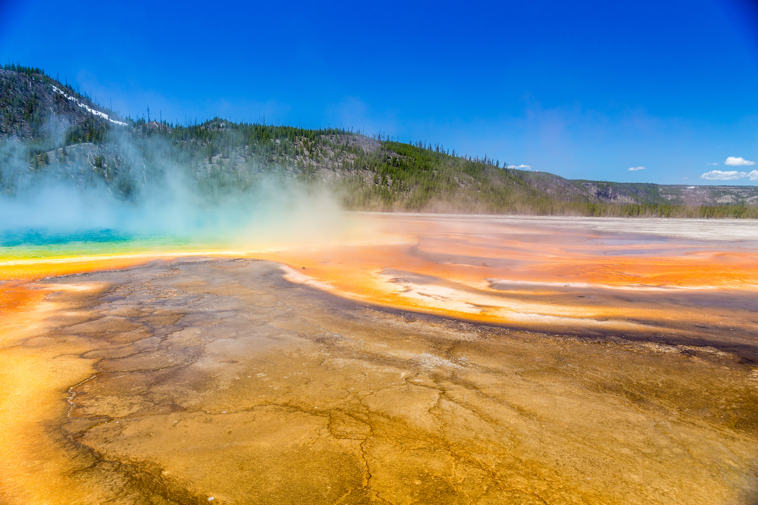 The Yellowstone supervolcano is making headlines yet again with a new swarm of earthquakes that started on February 8th.