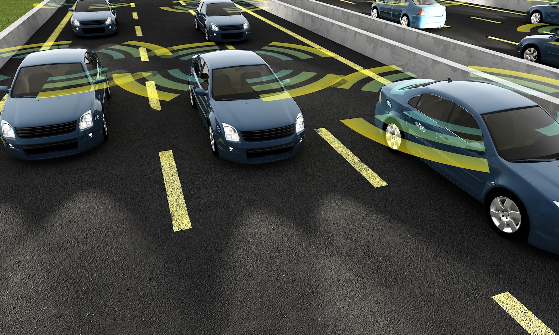 A new study has shown that the presence of autonomous vehicles can improve traffic flow and lower fuel consumption in heavy traffic.
