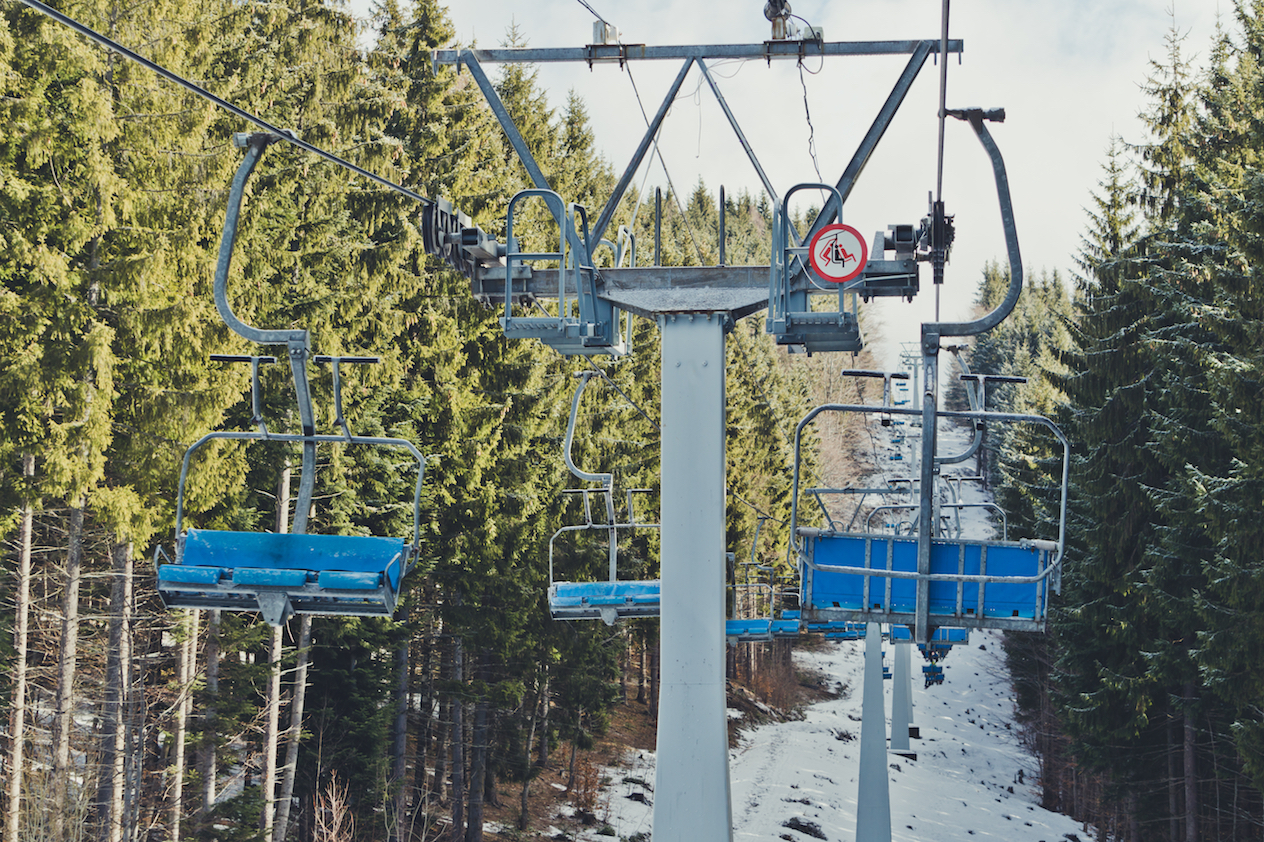 Many ski resort openings were delayed this year, as a warmer winter and lower snowfall are becoming a common occurrence.