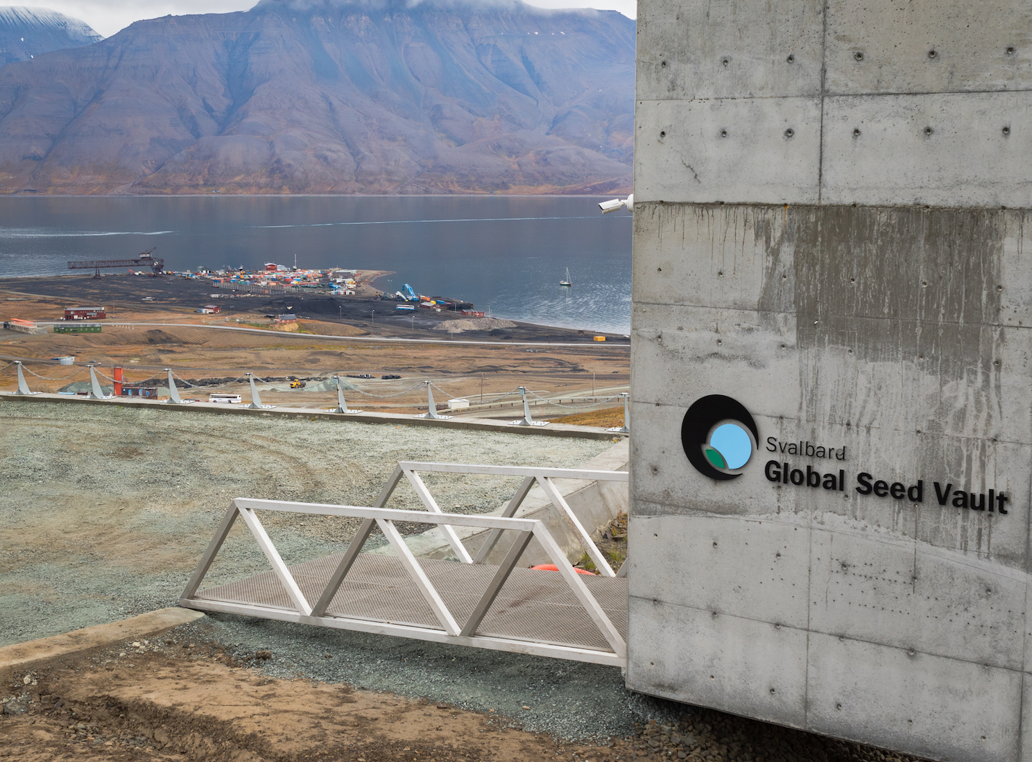 Climate Change Threatens Security Of Norway S Global Seed Vault