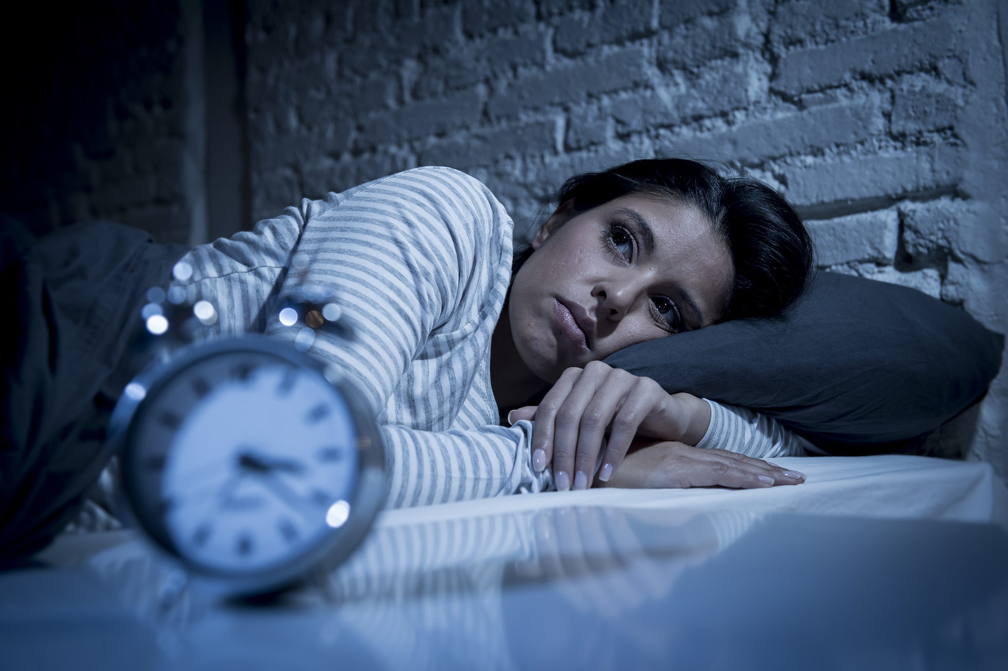 A new study has found that the root of insomnia may actually be in your genes, and that chronic insomnia can increase the risk of diabetes and depression.