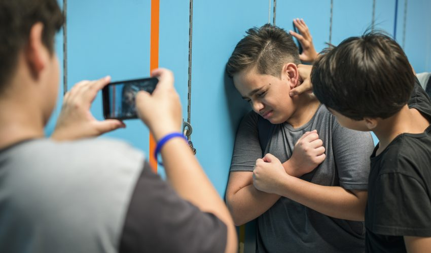 Professors at the University of Delaware found that bullying based on stigma, or characteristics such as race or sexual orientation, can be extra damaging.