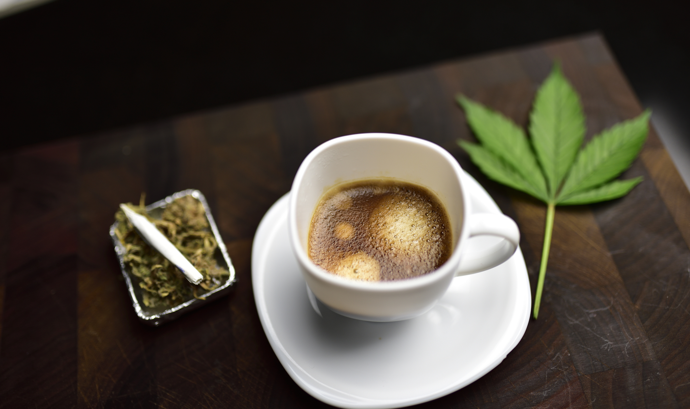 New research reveals an interesting connection between the coffee you can find across the street, and the cannabis that may be on your corner (legally) in no time.