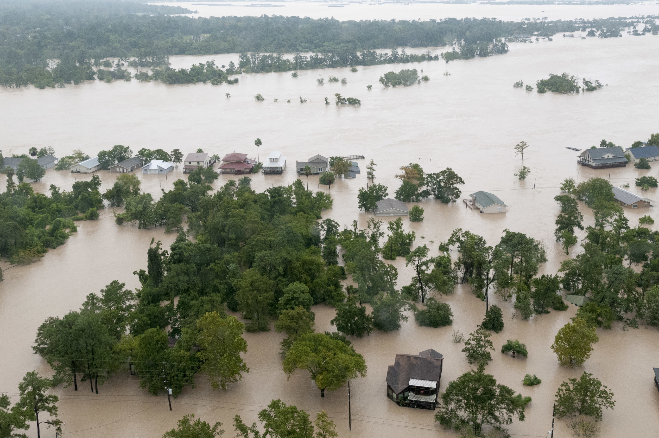 human activities can have an impact on natural disasters