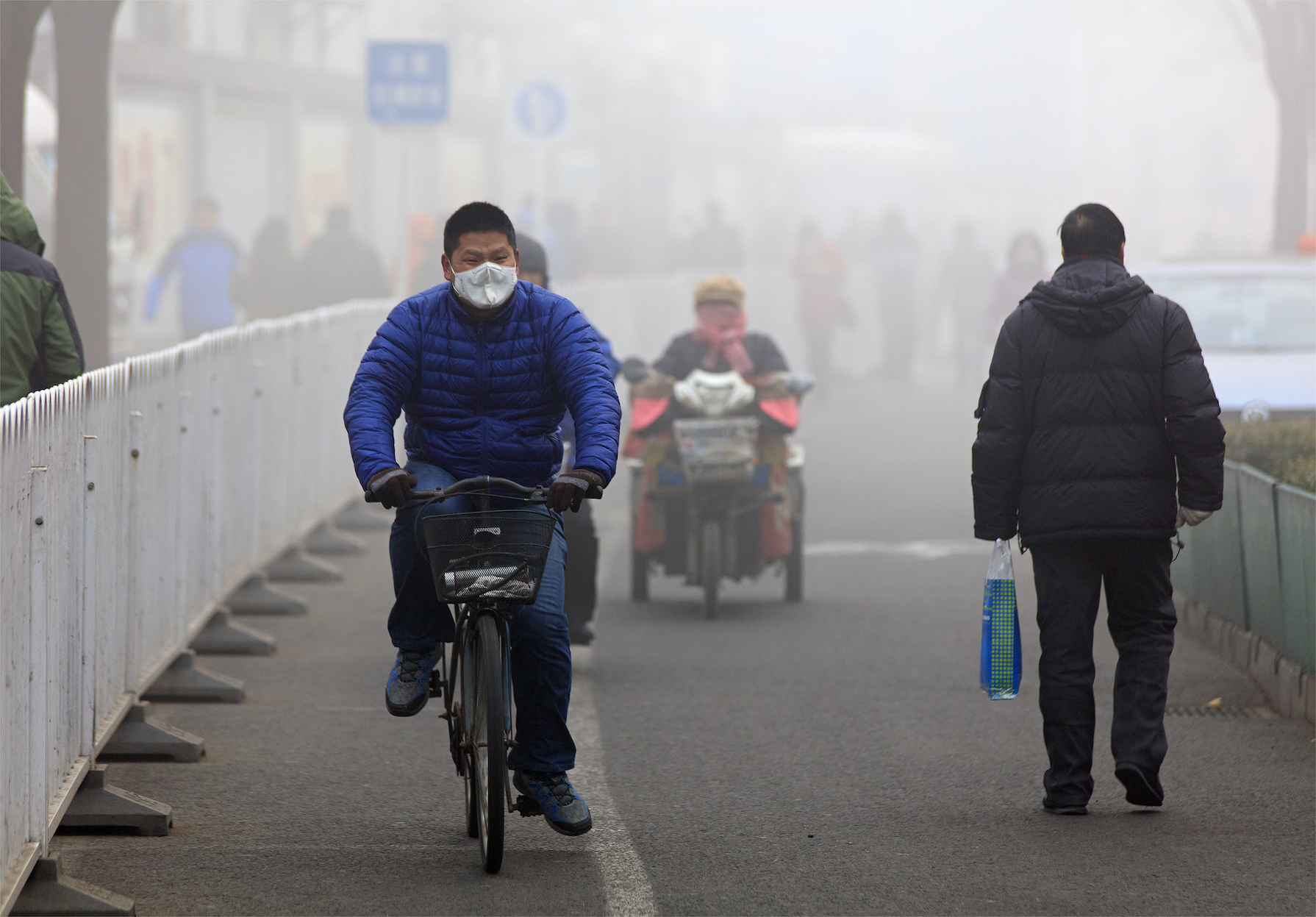 A new report from China's environment ministry has revealed that nationwide pollution sources have skyrocketed in the last 8 years.