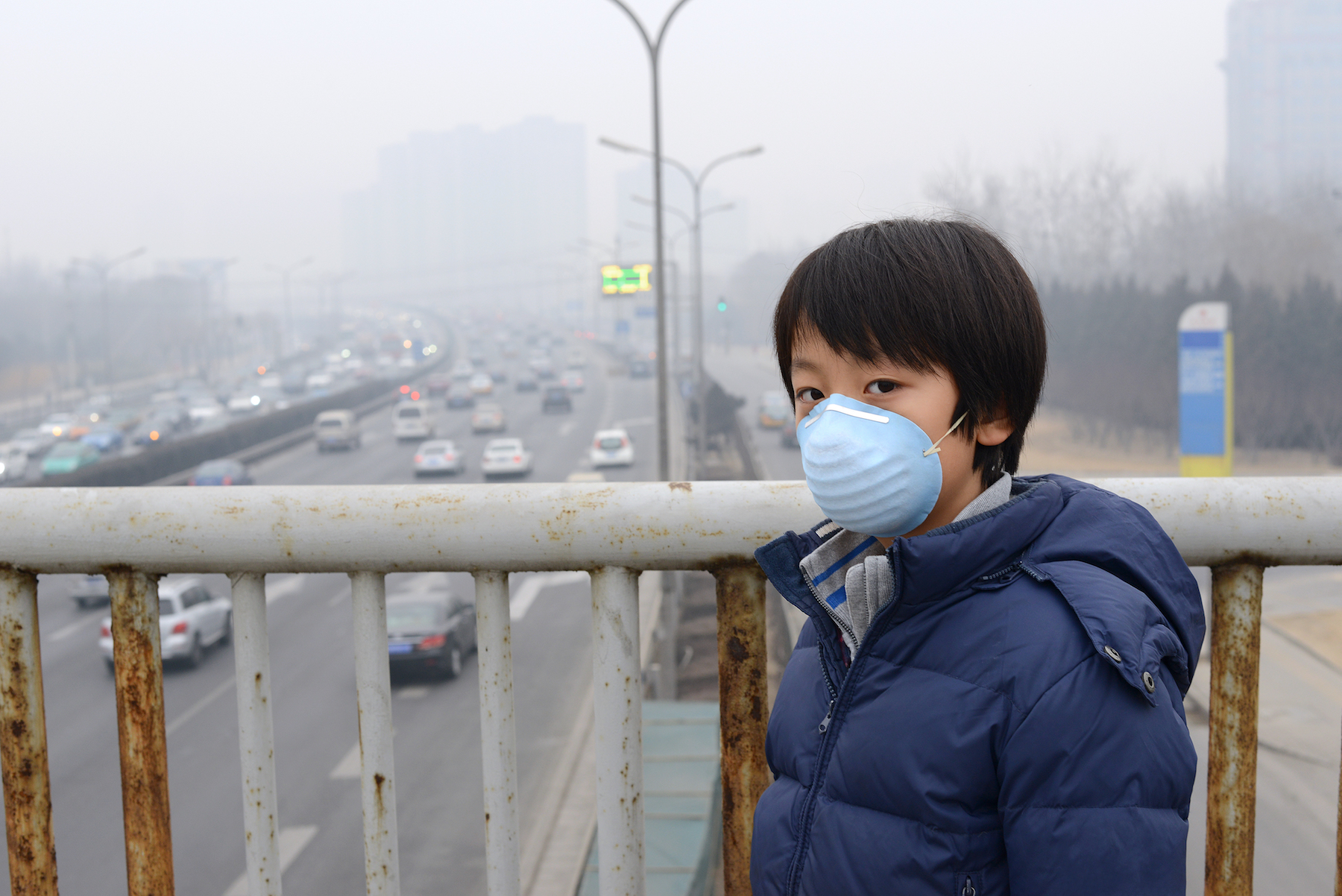 Long-term exposure to traffic and ozone significantly increases the risk of asthma attacks, and also increases the need for asthma medication and treatment.