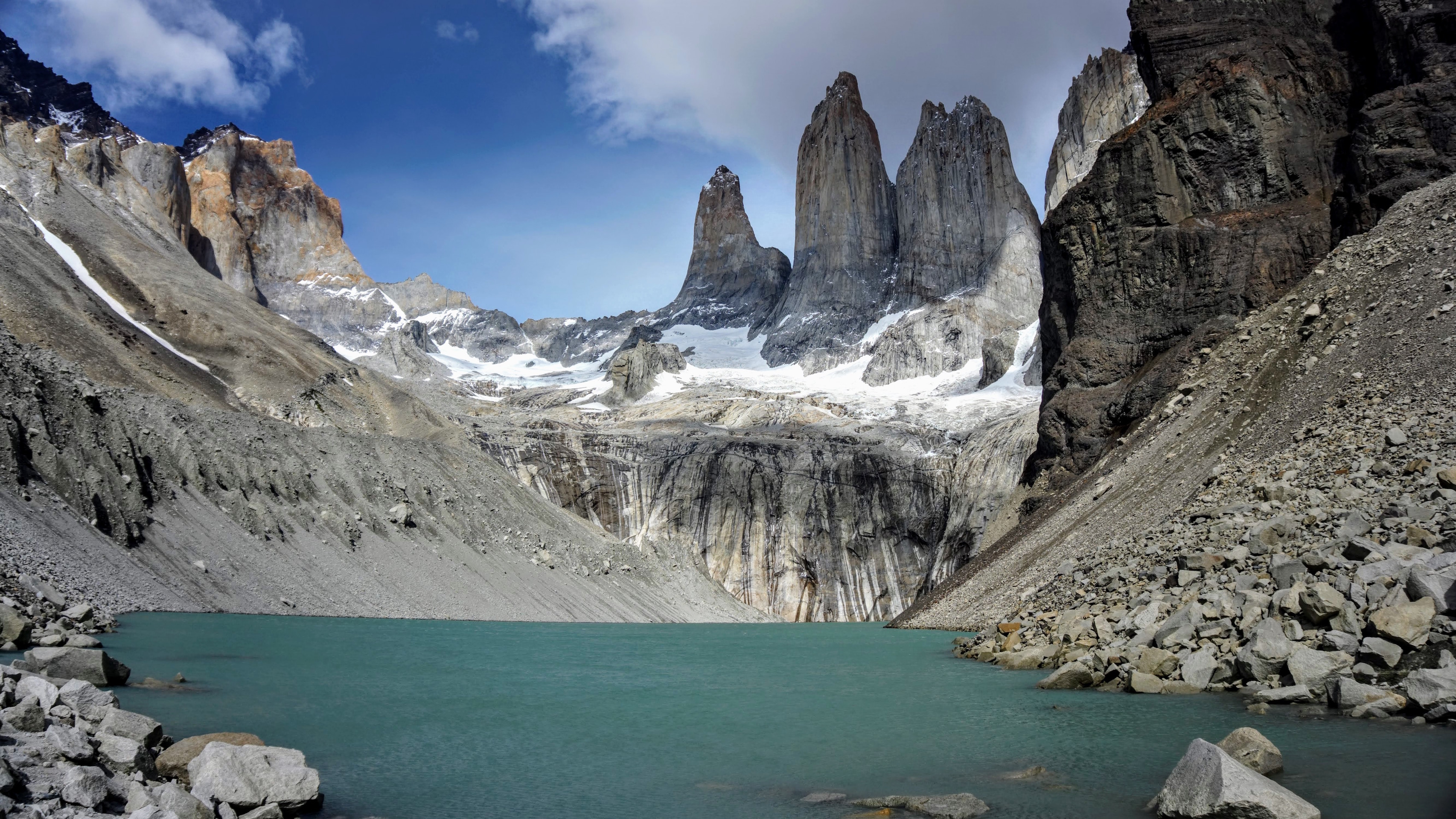 Private donation and government reallocation created more than 10 million acres of new parks, increasing the national park land of Chile by 38.5%.