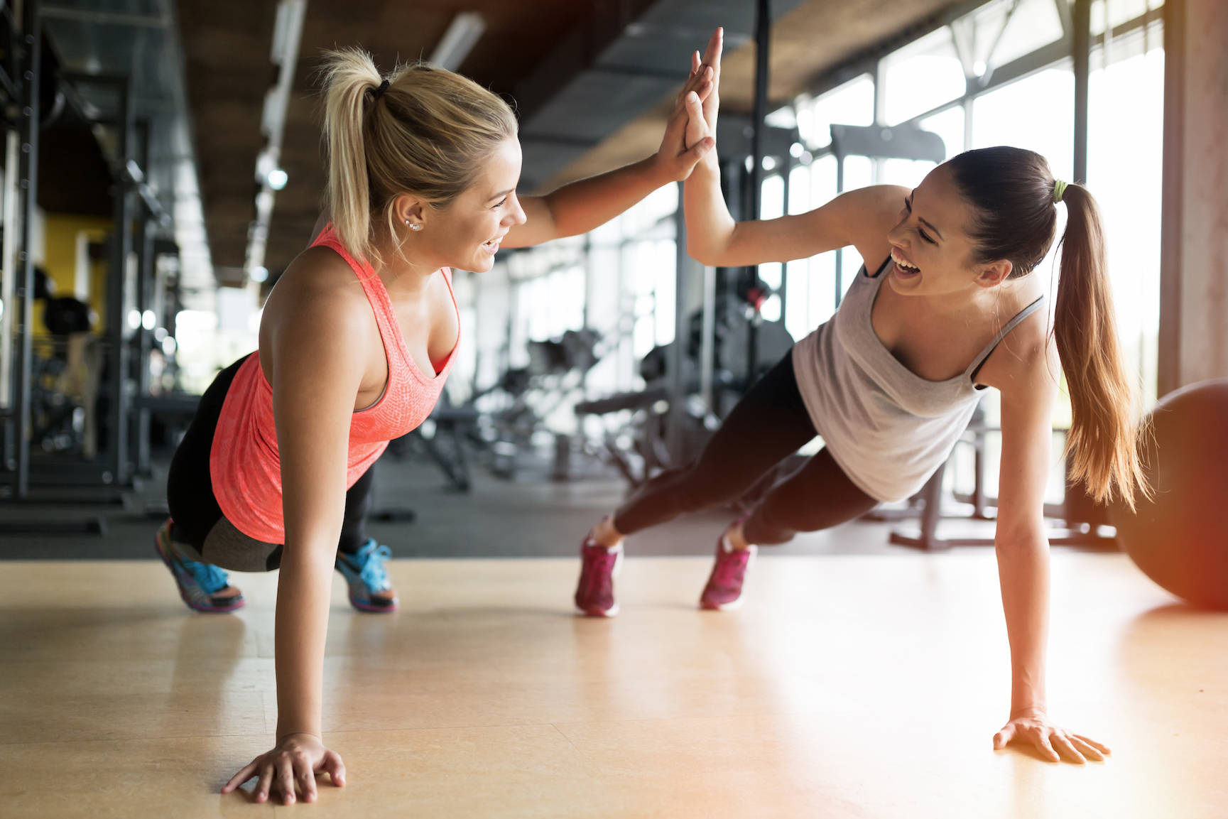 Researchers at the Stanford University School of Medicine are reporting that people born with a high genetic risk for heart disease can keep their heart healthy by staying in shape.