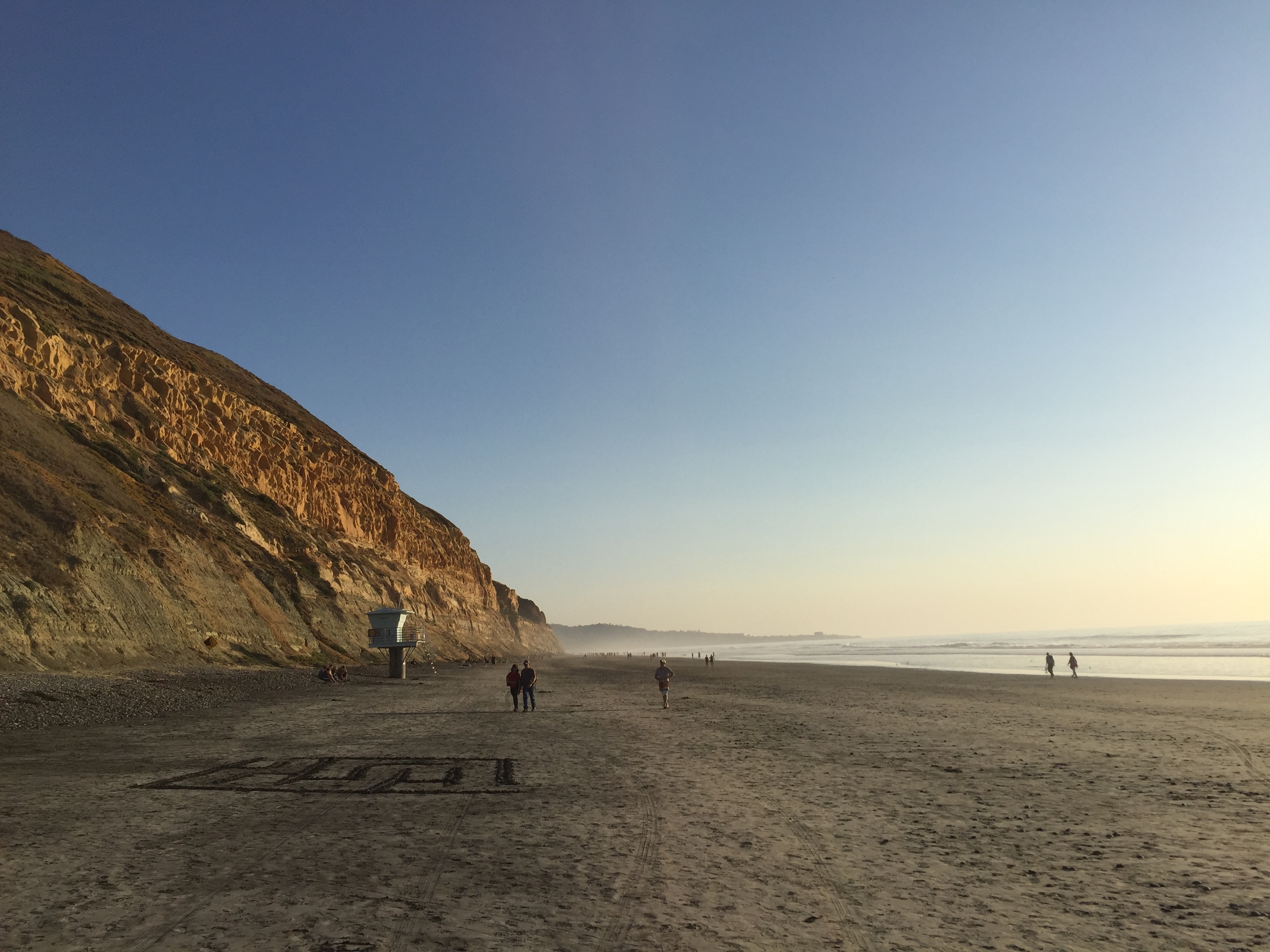 California has been adding sand to beaches for decades, and experts have recently analyzed such projects to gain a better understanding of how artificially-placed sand moves in response to waves and currents.
