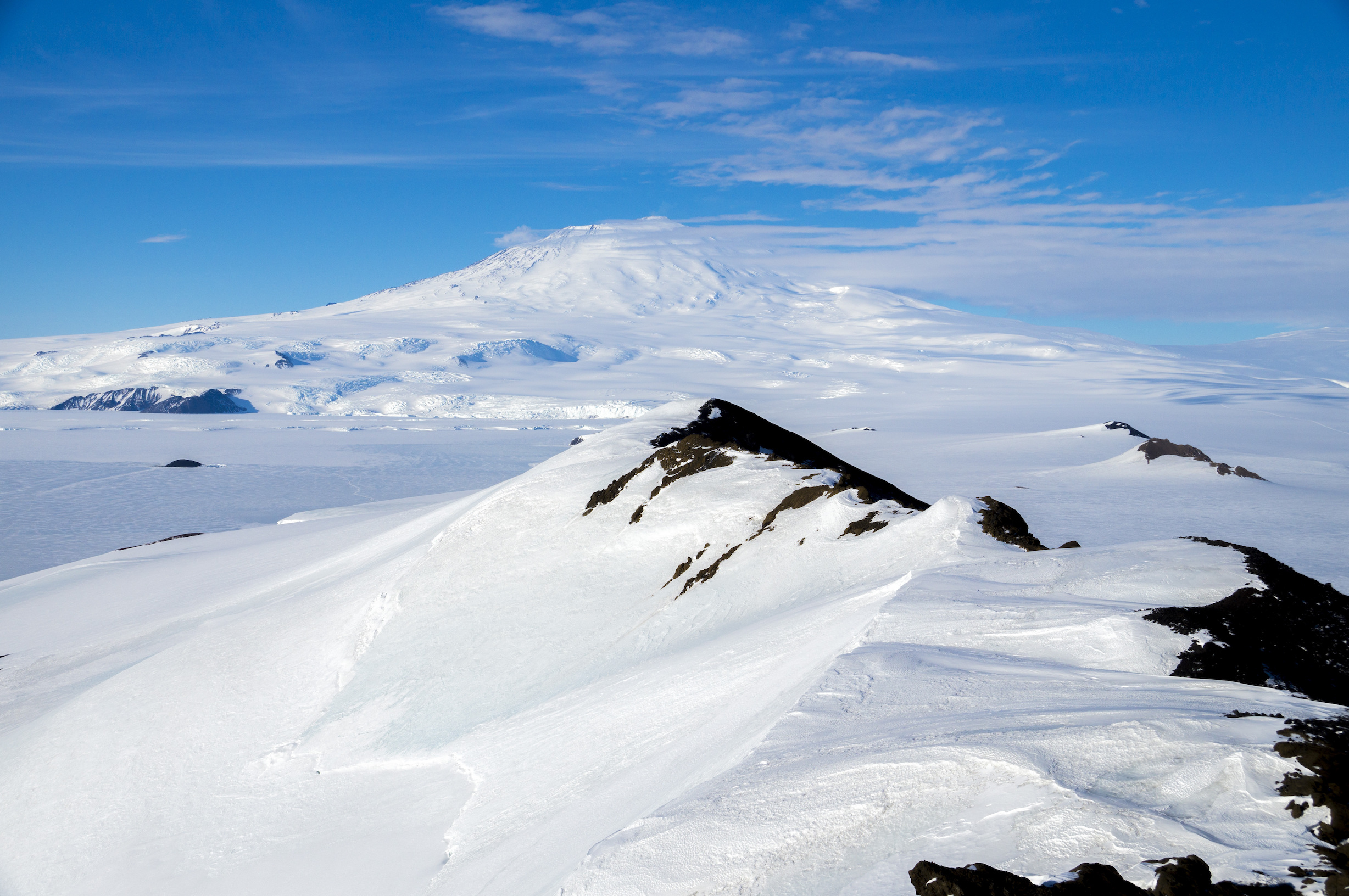An additional 272 billion tons of snow accumulation in Antarctica over the last two centuries may be helping to offset the amount of sea level rise imposed by climate change.