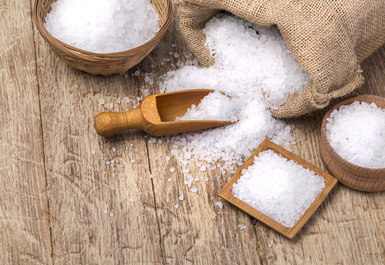 According to the Centers for Disease Control (CDC), Americans have a salt problem and consume far more sodium than we need.