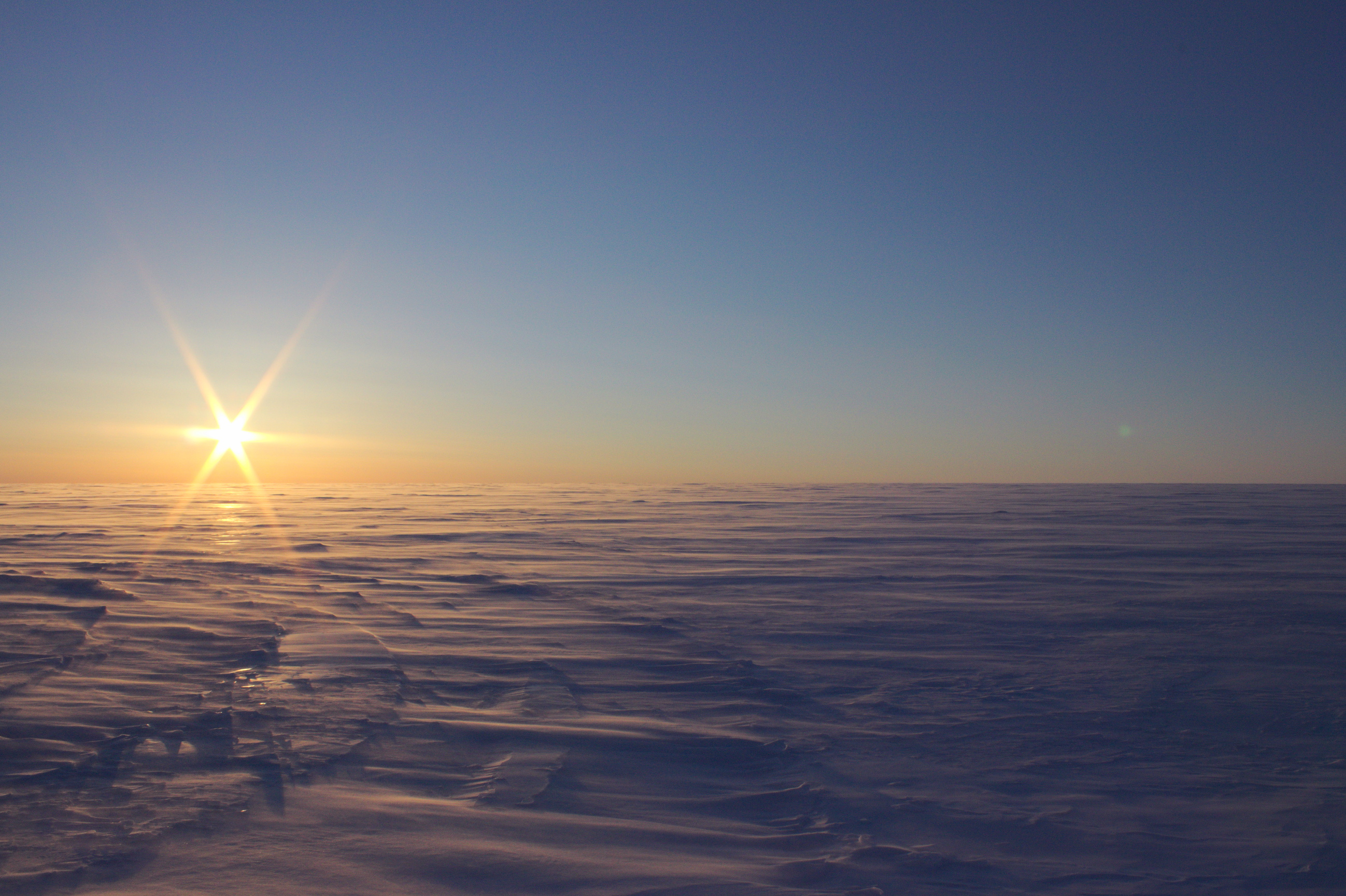 The discovery of two subglacial lakes in the Canadian Arctic could aid in the search for extraterrestrial life on ice-covered planets.
