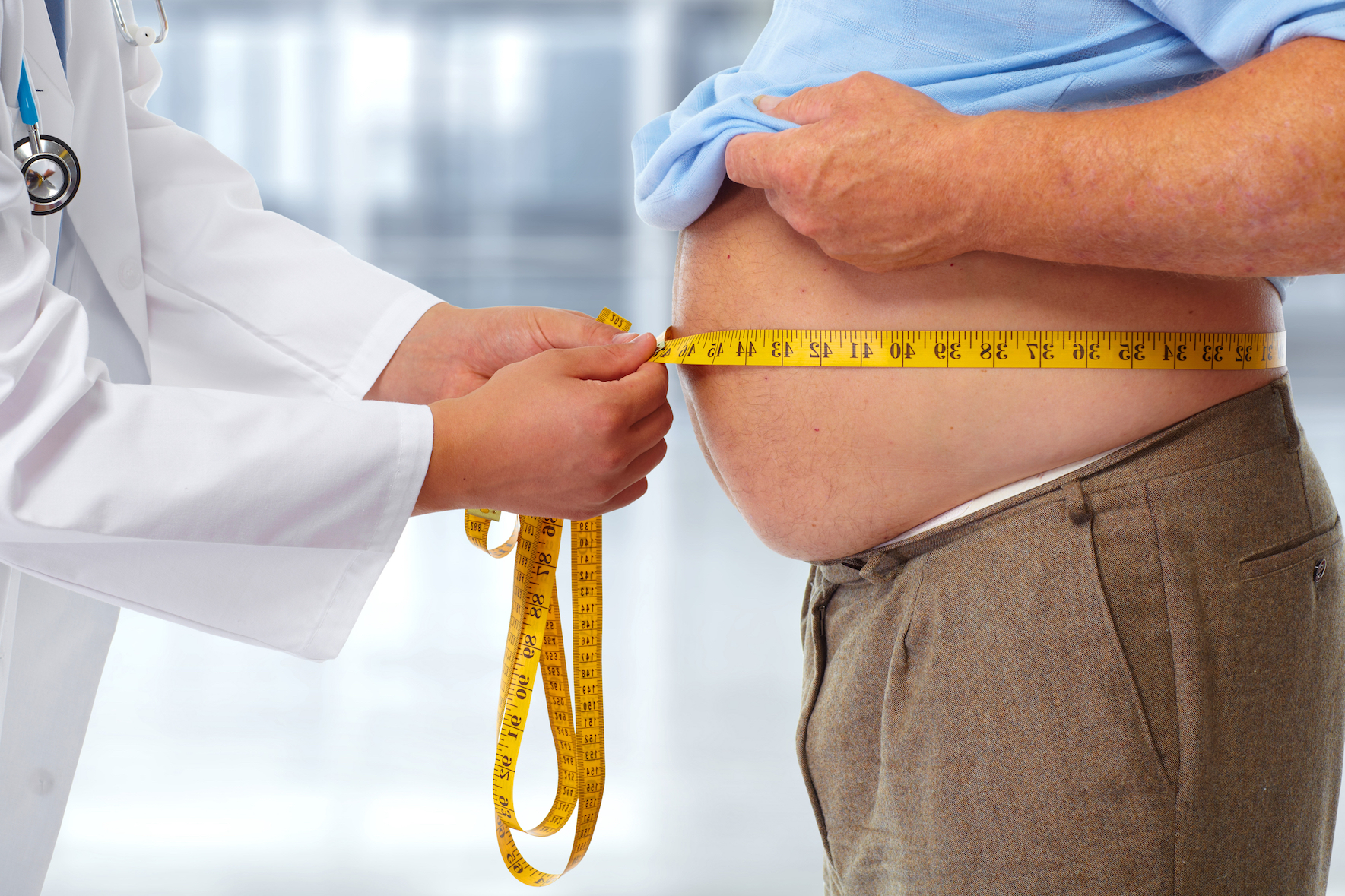 The concept of healthy obesity was first used in the 1980's to describe individuals who were deemed healthy despite being overweight.