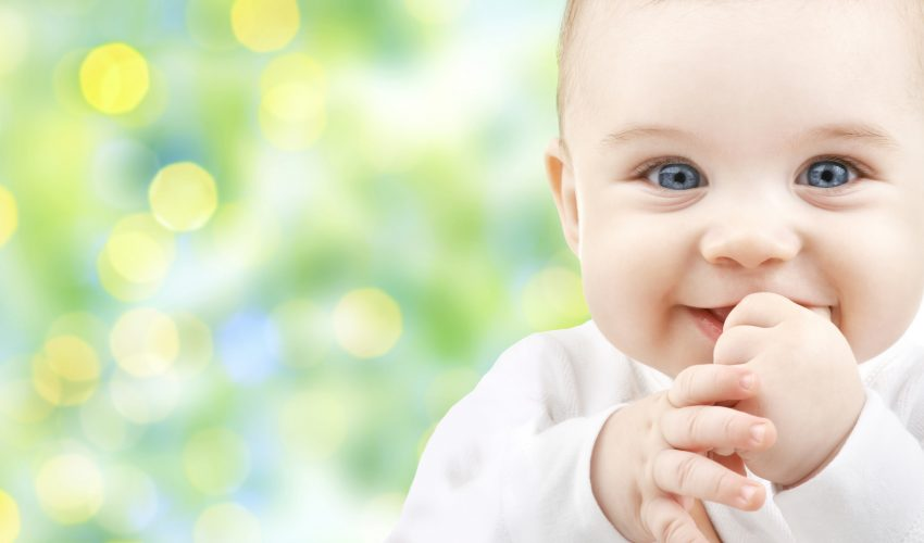 Babies react to new information and expressions and can transfer auditory information about emotions to visual expressions.
