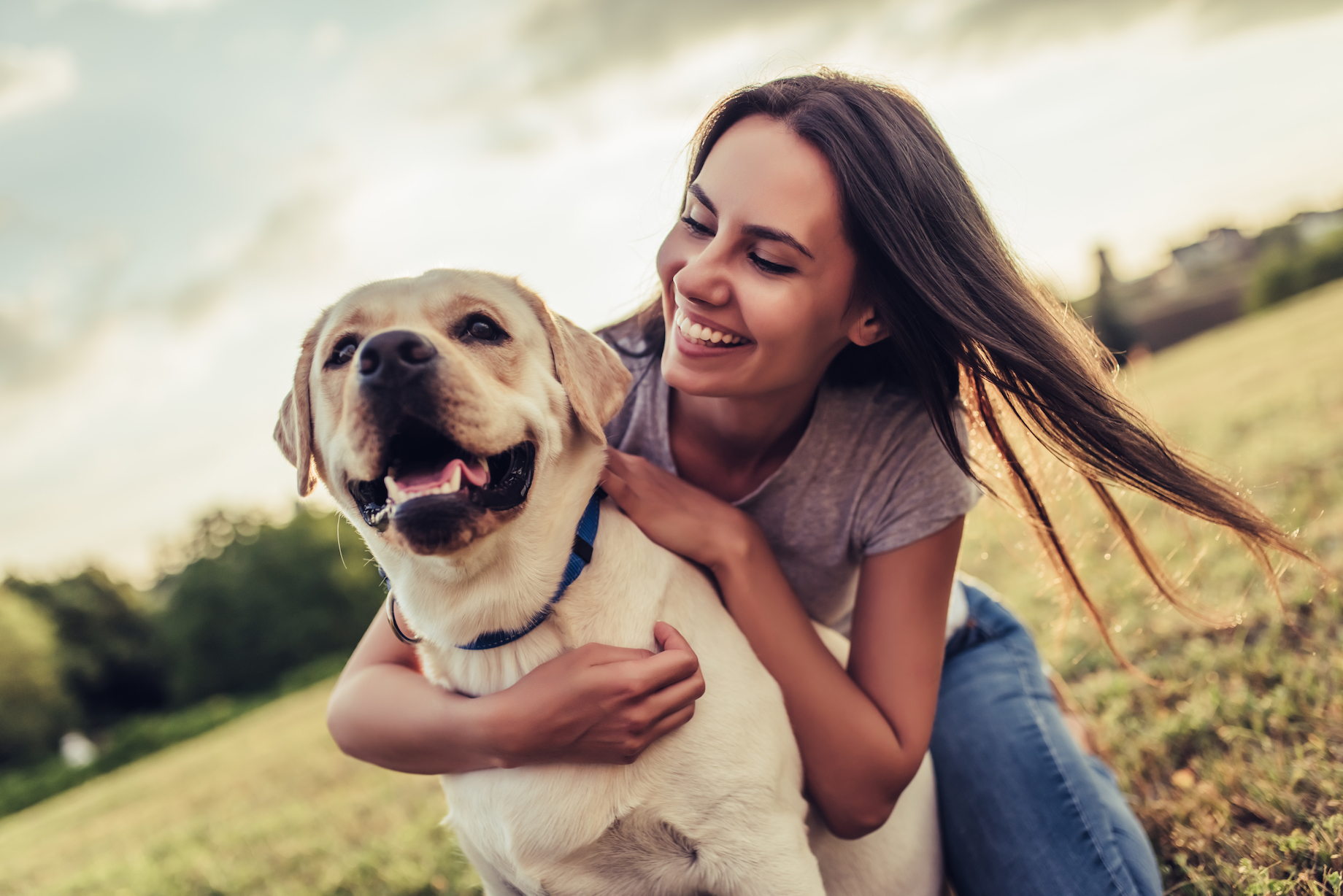 "They may be known as ""man's best friend,"" but it turns out that dogs and humans have even more in common than had been previously thought. A new study found that canine microbiomes share many similarities with human gut microbiomes."