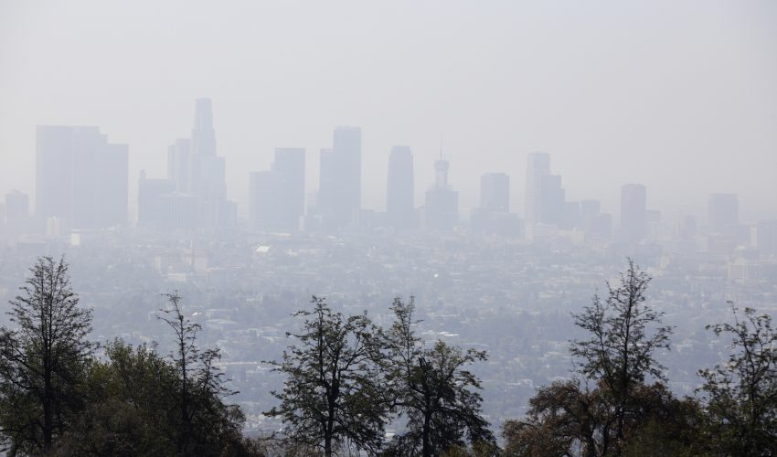 Air Quality In Sacramento Is Fifth Worst In Nation