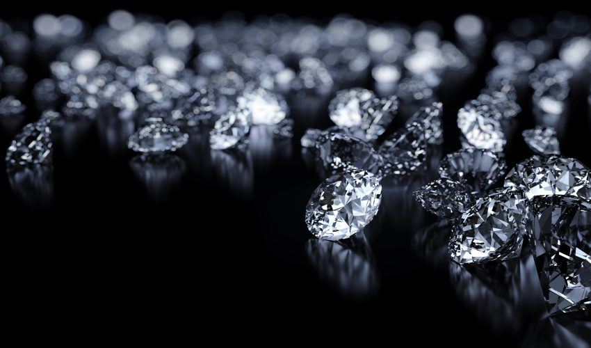 An international team of researchers has discovered that diamonds can actually be flexible in some forms. The experts found that tiny diamond needles can bend and stretch, and then return to their original state.