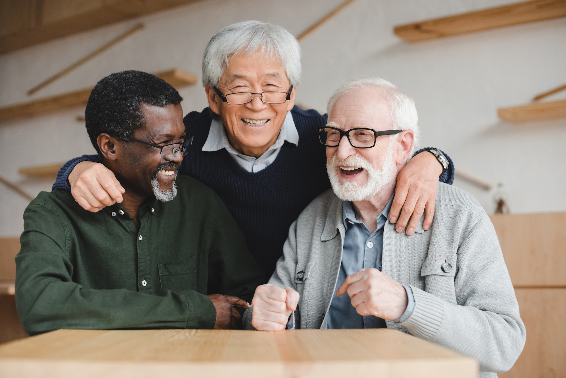 According to one of the longest studies of adult life ever conducted, the secret to happiness may come down to having positive relationships and a supportive social circle.