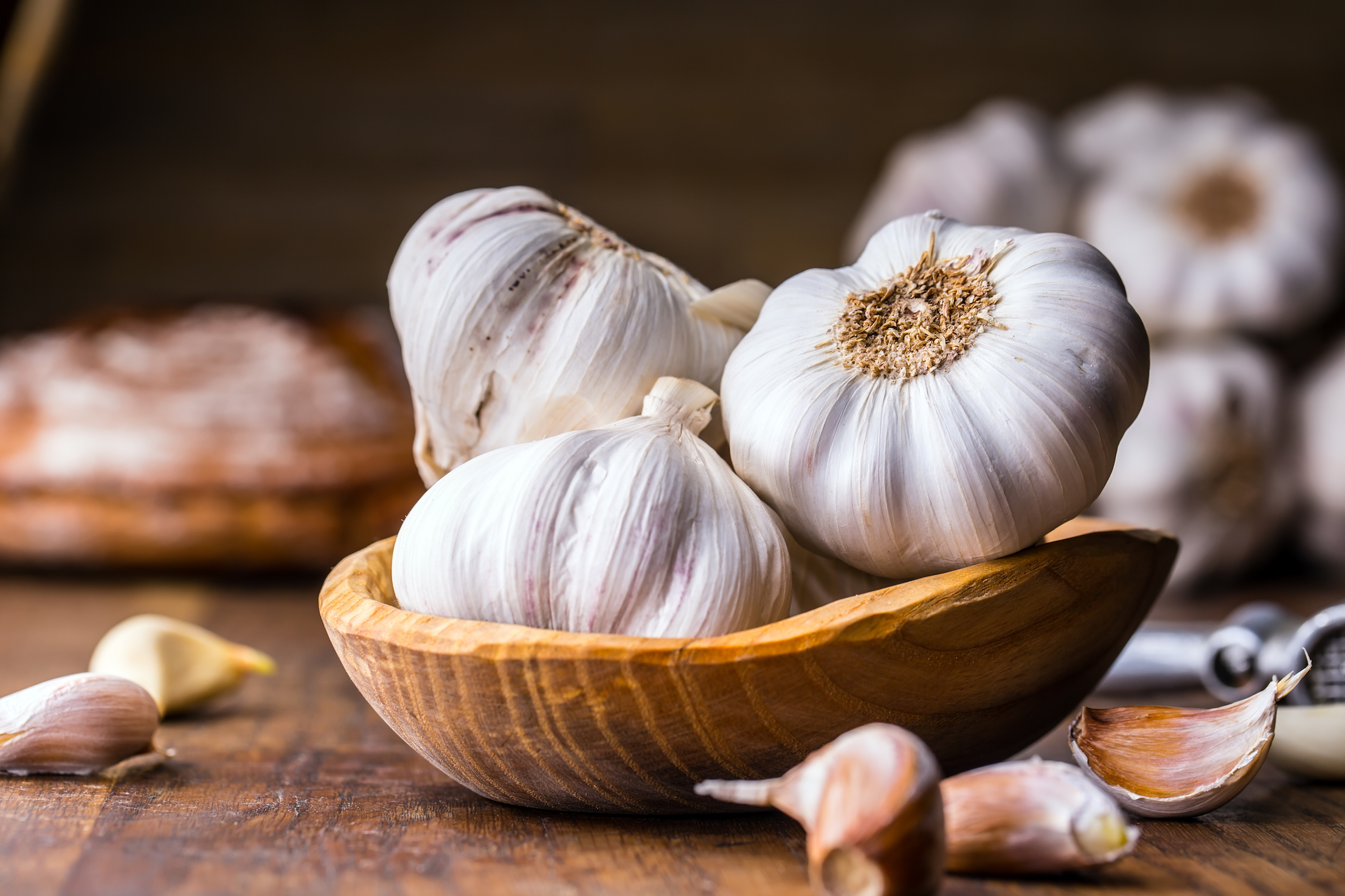 Due to the wide range of compounds garlic produces, achieving consistent results from clinical trials can be rather complicated.