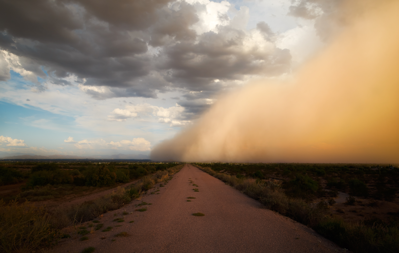 Experts are describing the dangerous health impacts that could be caused by rising airborne dust levels in the southwestern United States.