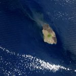 Today's Image of the Day comes from the NASA Earth Observatory and features a look at Pinta Island located in northern end of the Galápagos archipelago.