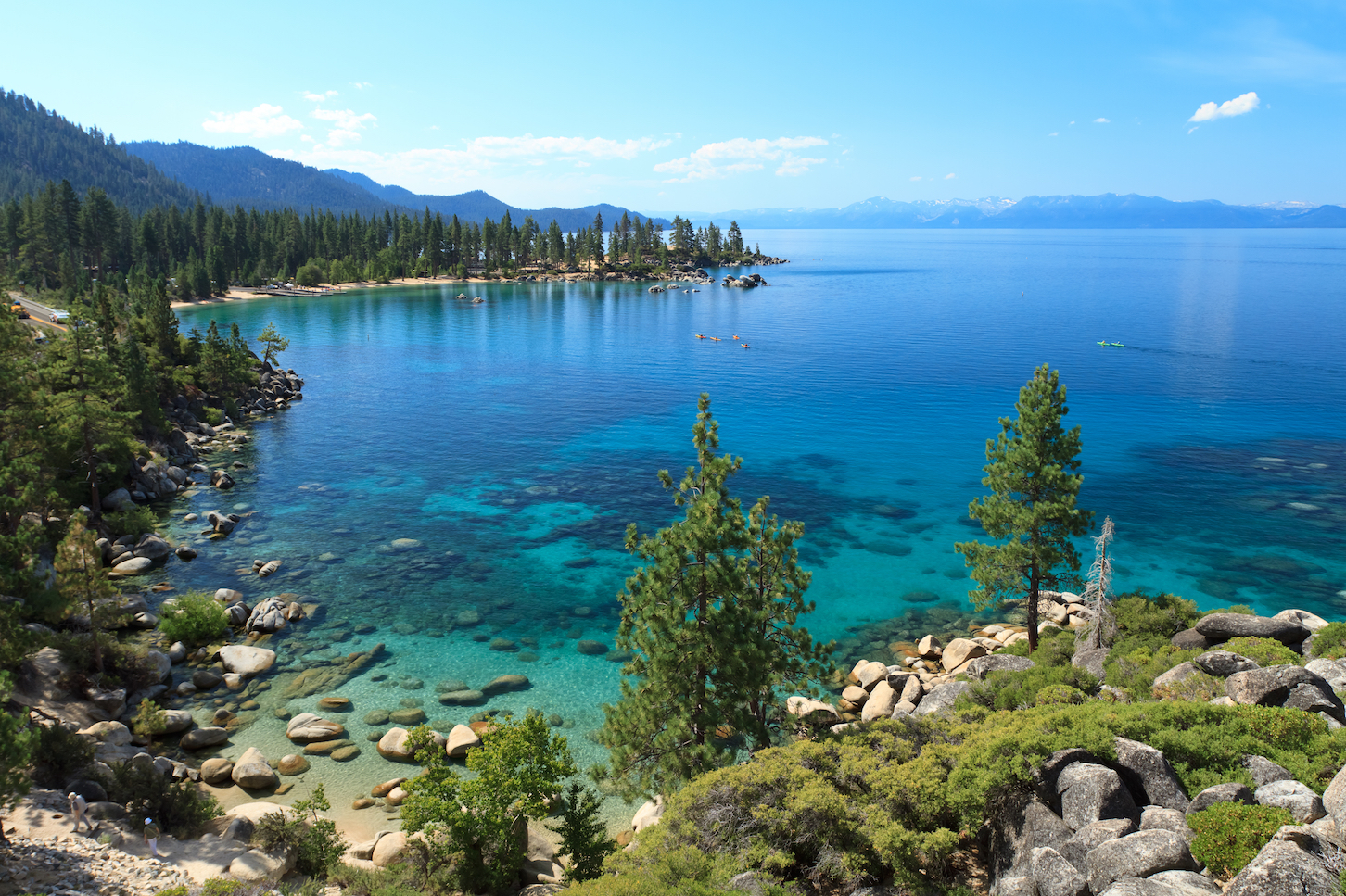 Lake evaporation is a strong indicator of how the earth's lakes and oceans are responding to climate change, and it's been predicted that lake evaporation will increase by 16 percent by the end of the century.