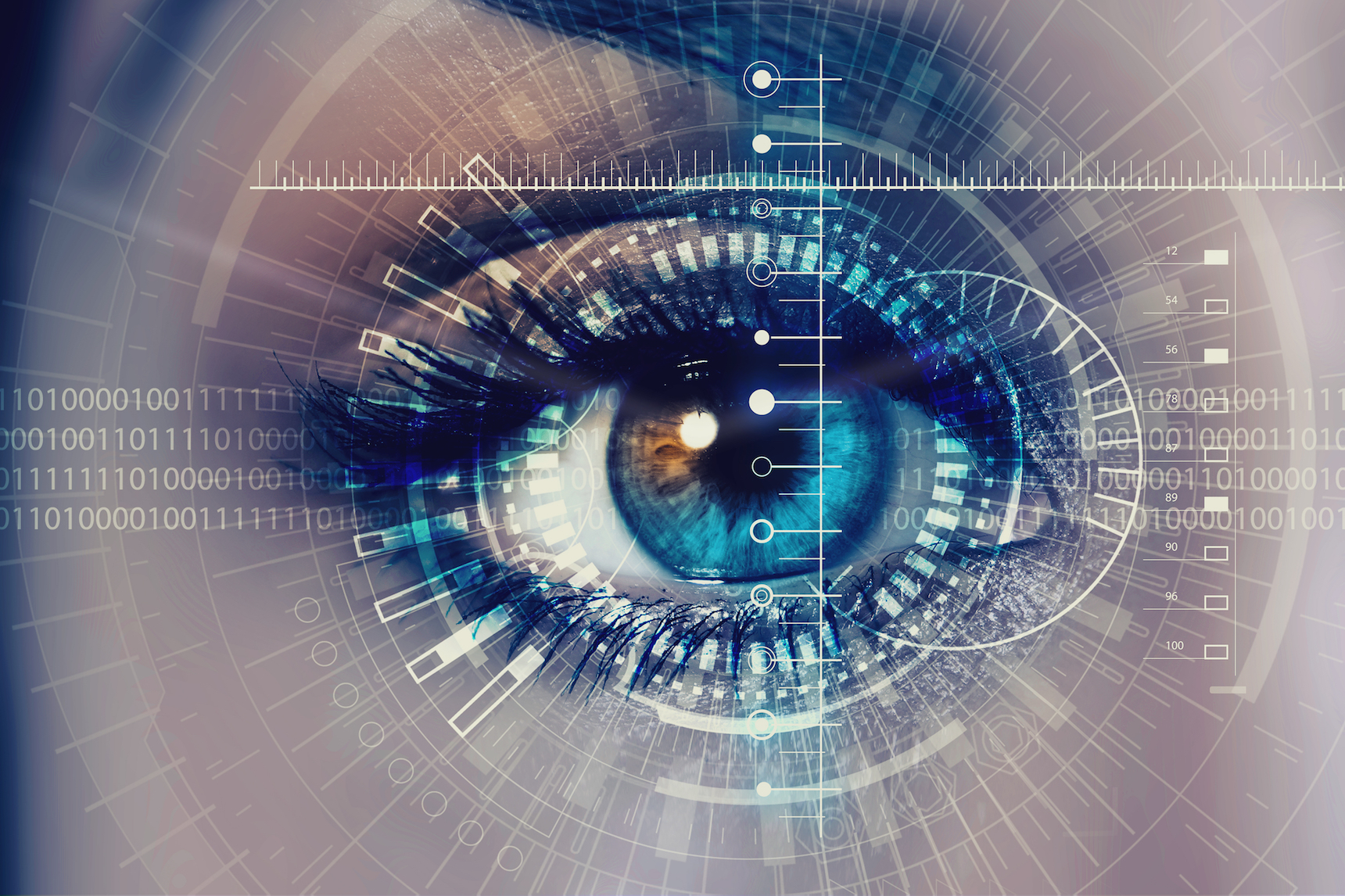 Scientists at the University of South Australia have developed technology that can predict the personality traits of humans based on their eye movement.