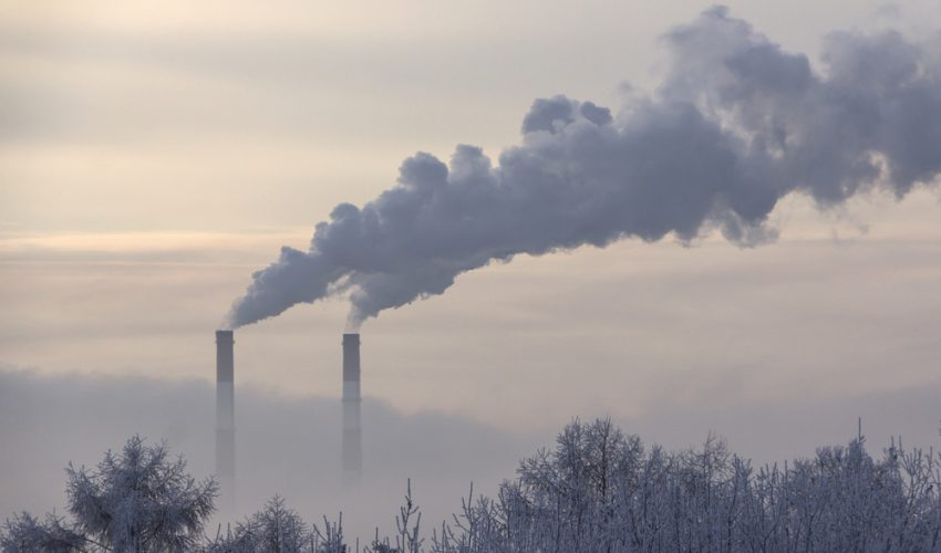 Global Carbon Dioxide Concentration Surpasses Record Level, Highest In Last 800000 Years