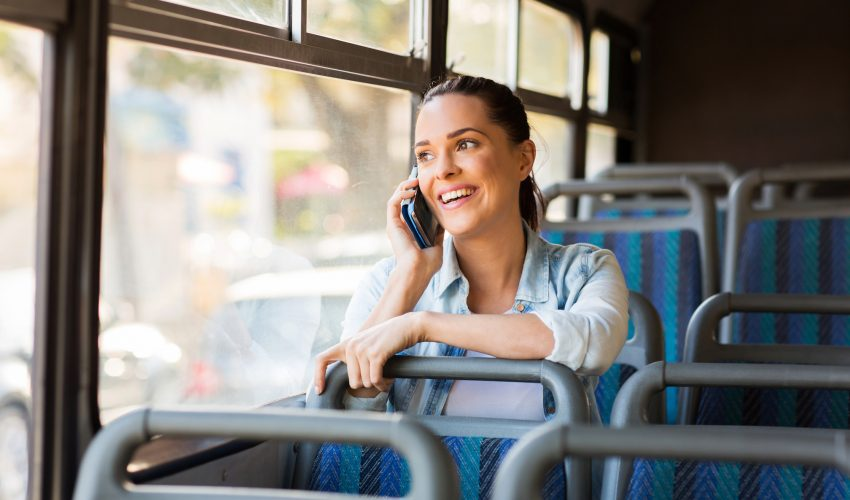 Traveling by bus is not only better for the environment and your wallet, but it can help reduce the number of accidents involving cyclists and pedestrians, according to a new study.