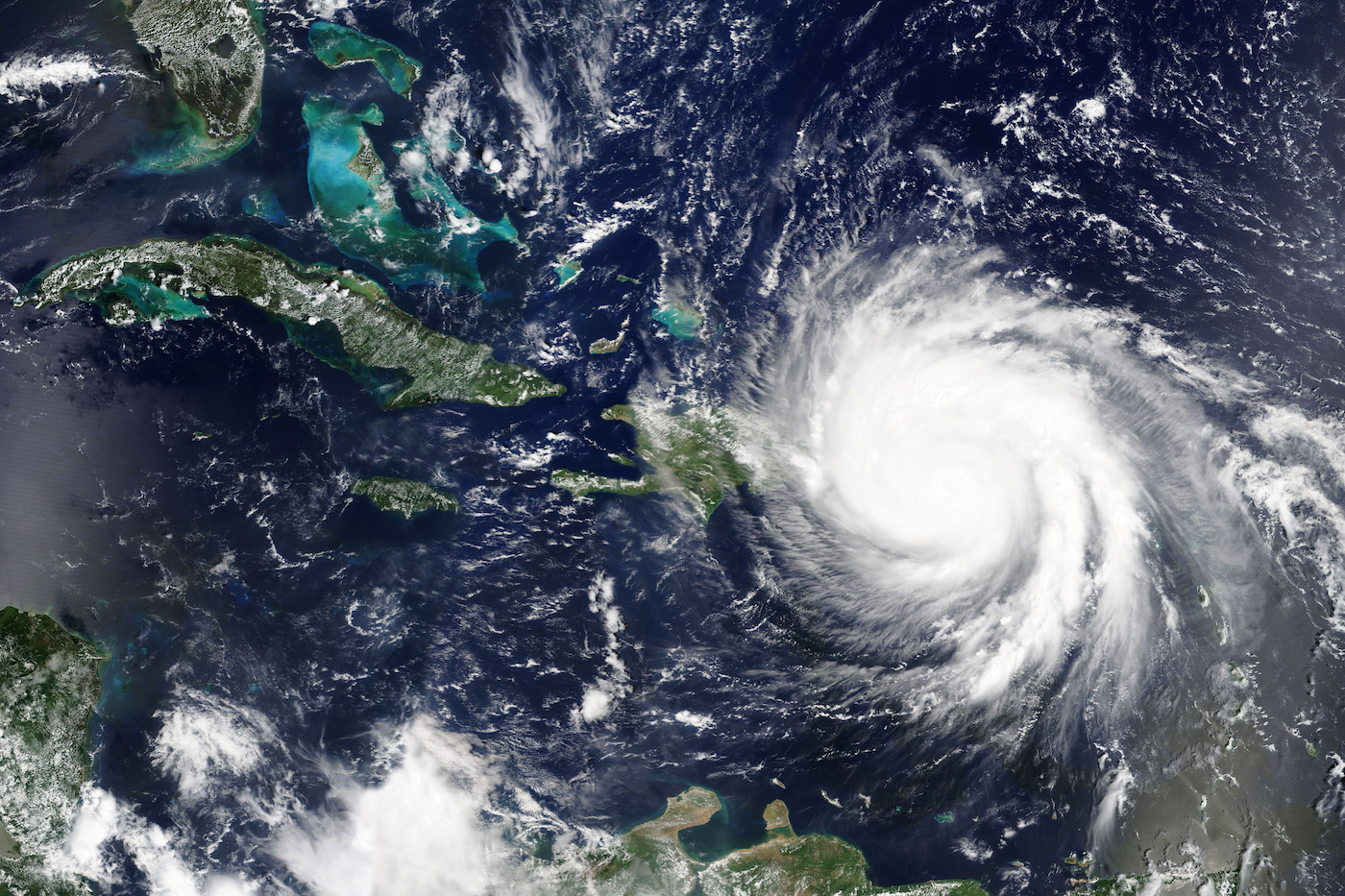 A new study found that rapid intensification, the process by which major hurricanes quickly increase their wind speed by 25 knots (28.8 miles per hour) within a 24-hour period, is happening at a stronger and faster rate compared to 30 years ago.