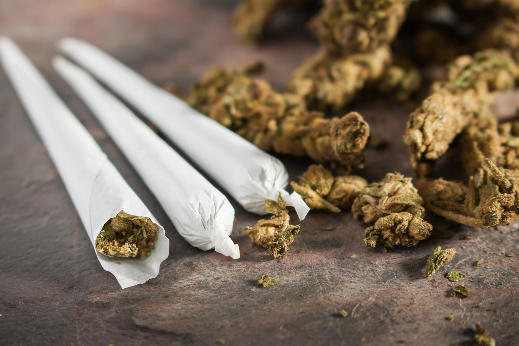 Marijuana has become the preferred choice over alcohol and tobacco among young people, according to a recent study.