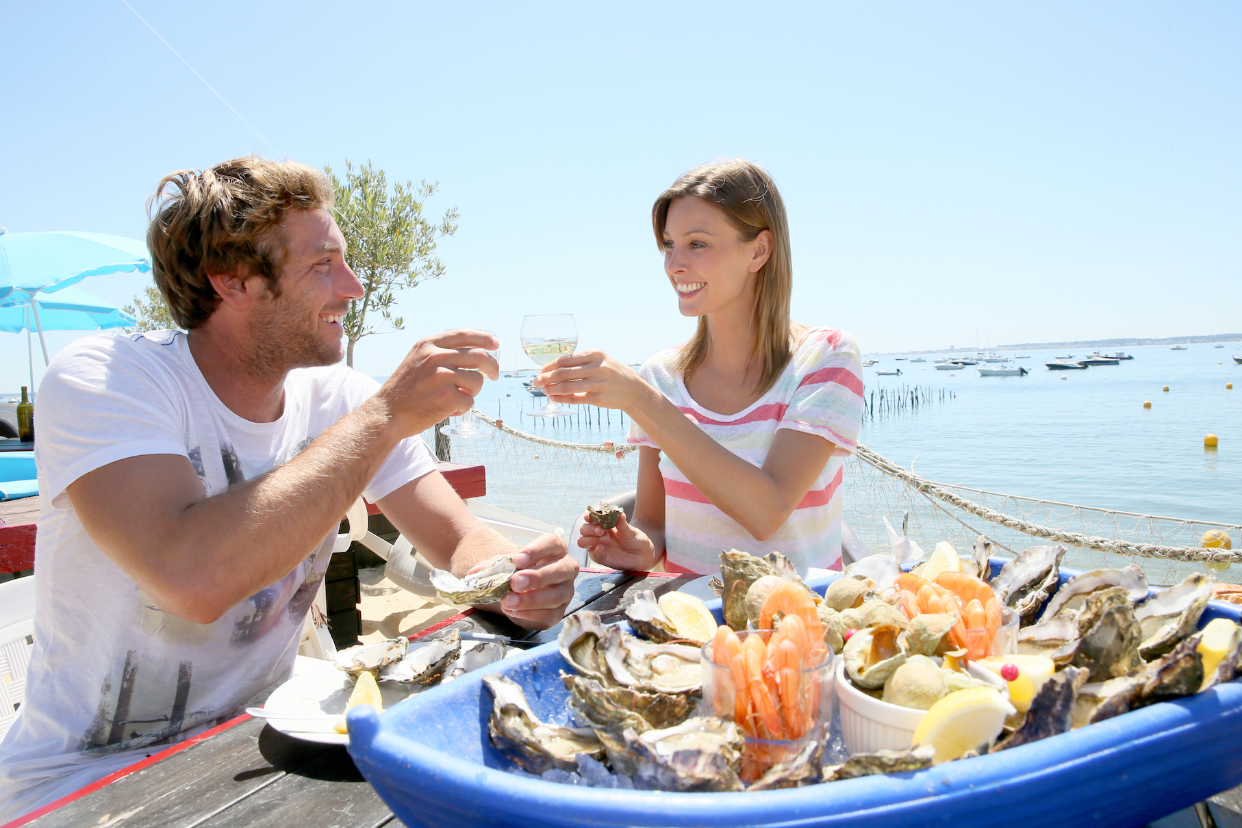 Researchers have found that couples who eat at least two servings of seafood each week are more sexually active and succeed in getting pregnant faster.