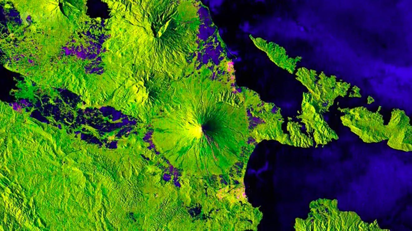 Today's Video of the Day comes from the European Space Agency's Earth from Space seres and features a look at Mount Mayon in the Philippines.