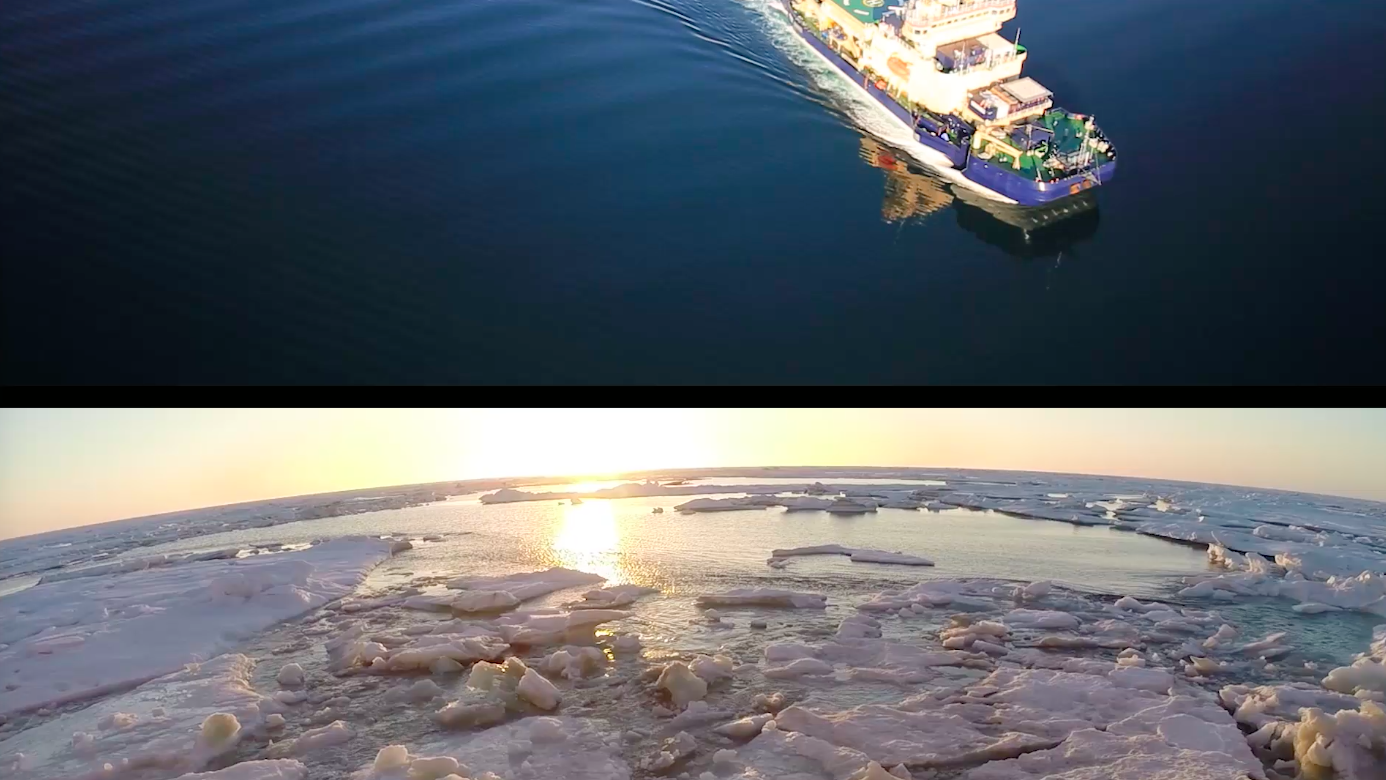 Today's Video of the Day comes from Stockholm University and features a look at a new expedition aimed at investigating how marine microbiology and clouds impact the Arctic climate and rapid rate of Arctic melting.