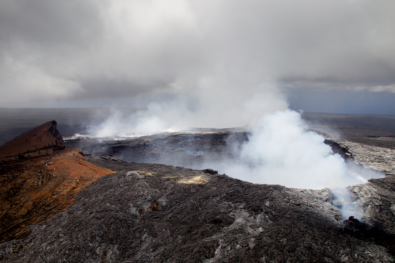 Residents have been warned of yet another hazard from Kilauea's eruptions. Vog is another harmful mixture of gases and vapors that form a heavy volcanic smog.