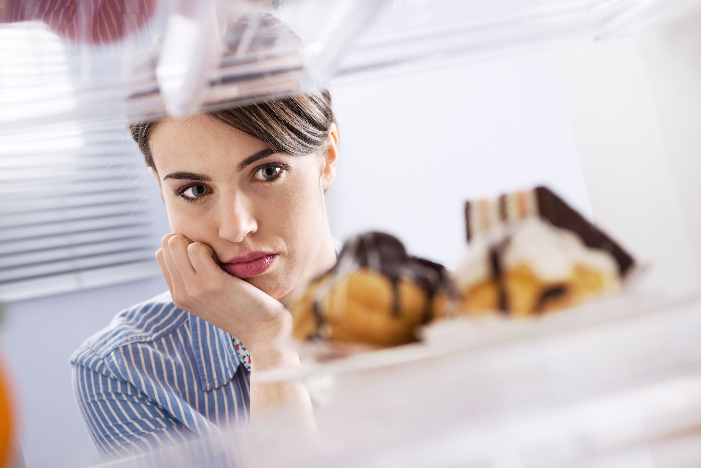 Researchers at Columbia University have found that our sweet food cravings may be completely eliminated by manipulating a region of the brain which regulates emotions