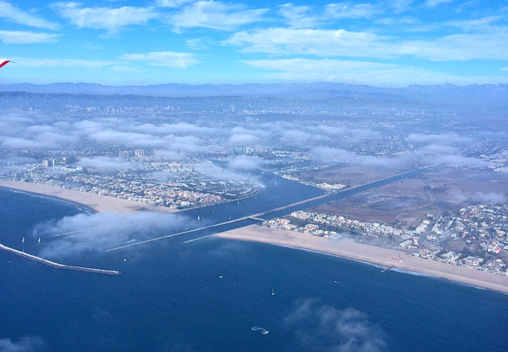 A new study from The Earth Institute at Columbia University has found that urban development and global warming are reducing cloud cover in many coastal regions of southern California.