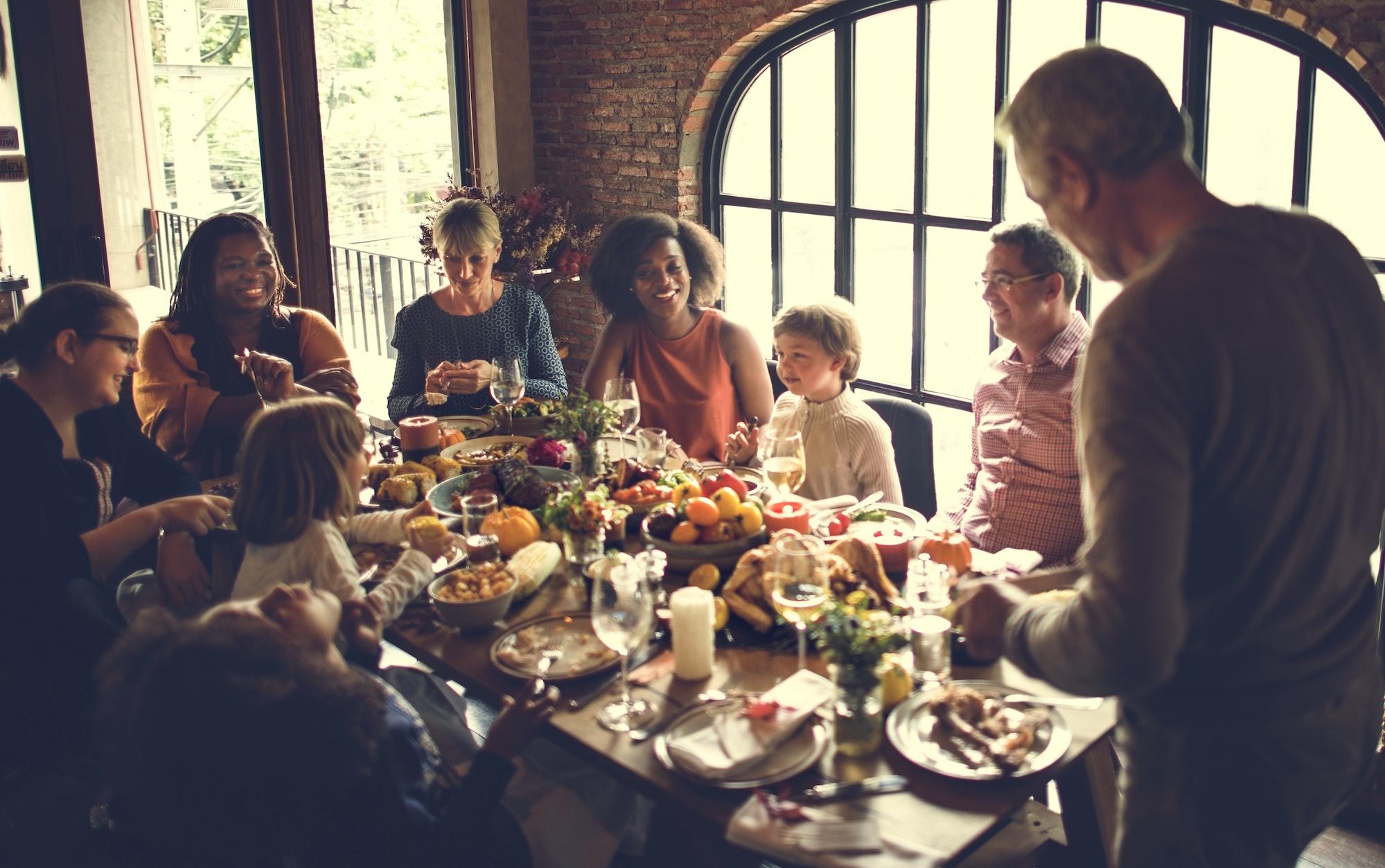 Experts led by Washington State University are reporting that politics have become an unwelcome guest to Thanksgiving dinner. The researchers found that Thanksgiving visits were around 50 minutes shorter following the 2016 presidential election.