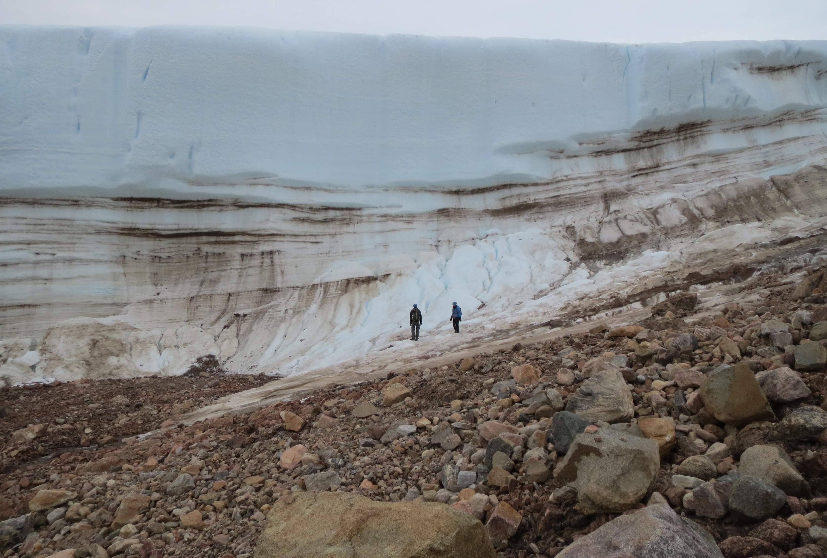 The analysis of lake mud located just beyond the northwest edge of the Greenland Ice Sheet has revealed new clues about the region's changing climate that may provide insight into how ice sheets will continue to respond to human-induced global warming today.