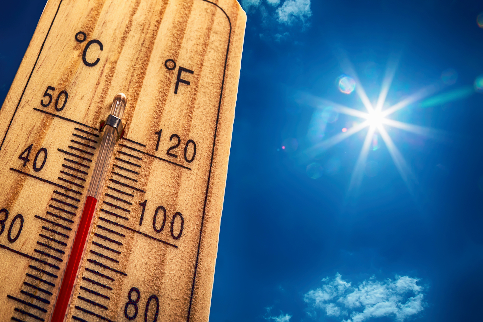 A new report from the National Oceanic and Atmospheric Administration (NOAA) has revealed that last month was the hottest May in the continental United States since weather was first recorded 124 years ago.