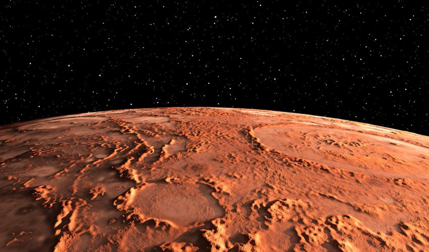 NASA finds the building blocks of life on Mars