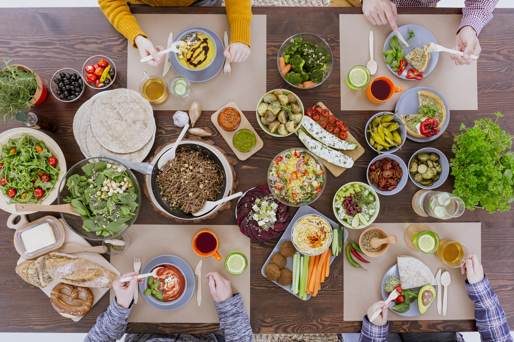 Mew research shows that a vegetarian diet can serve up a host of health benefits, provided diners choose high-quality, whole foods rather than refined sugars and processed snacks.