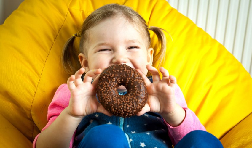 U.S. Babies, Toddlers Eat Way Too Much Added Sugar, Study Finds