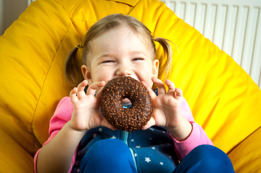 A new study has found that toddlers eat an average of 7 teaspoons of added sugar each day.
